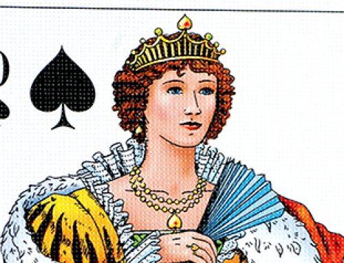 Spela inte ut det magiska content-kortet
