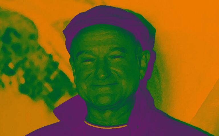 Robin Williams ord lever och värmer