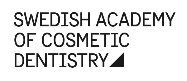 Logotype för SACD - Swedish Academy of Cosmetic Dentistry